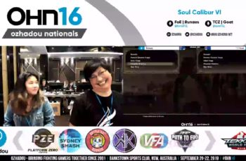 OzHadou Nationals 16 Results and Summary